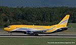 F-GIXB Boeing B737-33A-F B733 - FPO (14794615588).jpg