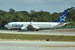 F-GZHD Boeing 737-8K2 Air Transat (Transavia) (23825553289).jpg