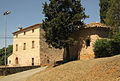 F005 Torre de Mossèn Homs i capella del Sagrat Cor.jpg