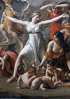 Hersilia Roman mythology