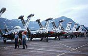 F9F-5 VF-111 CVA-39 1953