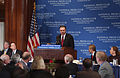FEMA - 27026 - Paulison at Podium at National Press Club.jpg