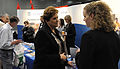 FEMA - 40602 - FEMA Acting Administrator Nancy Ward speaks with her staff at the National Hurricane Conference.jpg