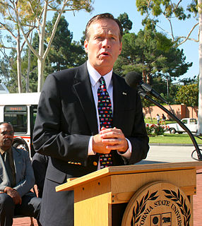 F. King Alexander American university administrator and, as of 17 April 2013, President of California State University, Long Beach
