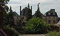 Façade est du château de la Salette-de-Cucé (Cesson-Sévigné, Ille-et-Vilaine, France).jpg