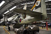 Fairey Gannet at Yorkshire Air Museum (8267).jpg