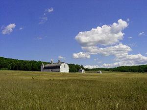 Glen Arbor Township, Michigan - D.H. Day Historic Farm, Sleeping Bear National Lakeshore