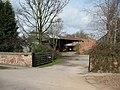 Farm entrance Lower Dunsforth - geograph.org.uk - 365197.jpg