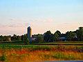 Farm with a Silo - panoramio (8).jpg