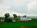 Farm with a incoming Rainstorm - panoramio.jpg