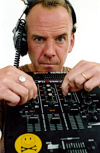 "Think Tank (Blur album) - Norman Cook (often known as 'Fatboy Slim') produced the tracks ""Crazy Beat"" and ""Gene By Gene"""