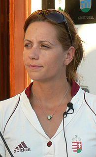 Krisztina Fazekas-Zur Hungarian canoeist