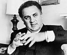 Federico Fellini -  Bild