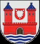 Das Wappen von Fehmarn