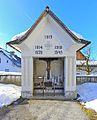 Feistritz im Rosental Suetschach Ortszentrum Denkmal der beiden Weltkriege 31122010 836.jpg