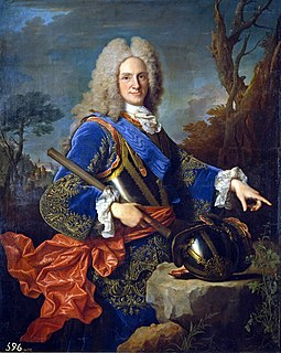 Philip V of Spain (r. 1700-1746), the first Spanish monarch of the House of Bourbon. Felipe V de Espana.jpg