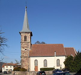 Saint Antoine Church