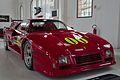 Ferrari GTO Evoluzione - Museo Enzo Ferrari (23052378752).jpg
