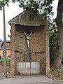 Ferrière-la-Petite (Nord, Fr) Calvaire (chapelle).JPG