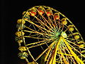 Ferris wheel at night at the Canadian National Exhibition.jpg