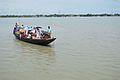 Ferry Boat Crossing River Matla - Godkhali - South 24 Parganas 2016-07-10 5004.JPG
