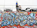 Festival of the Winds, XXV - Graffiti - Bondi Beach, 2013.jpg