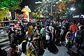 Festive People - Christmas Observance - Cathedral Road - Kolkata 2015-12-25 8134.JPG