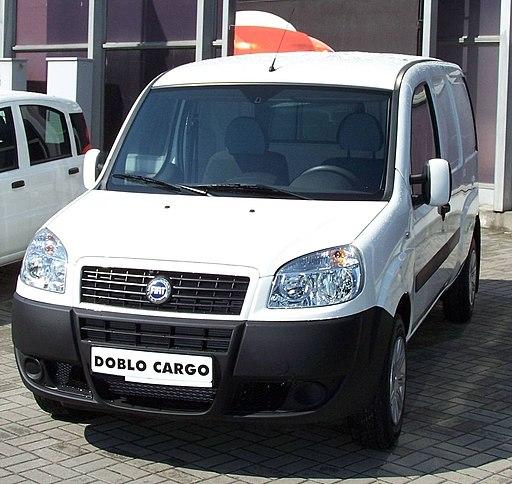 Fiat Doblo Cargo MTP07