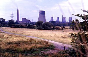 Hams Hall - Hams Hall Power Station, 1984