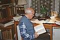 Fil dr Hans Gillingstam, Solna, dec 1997 02.jpg