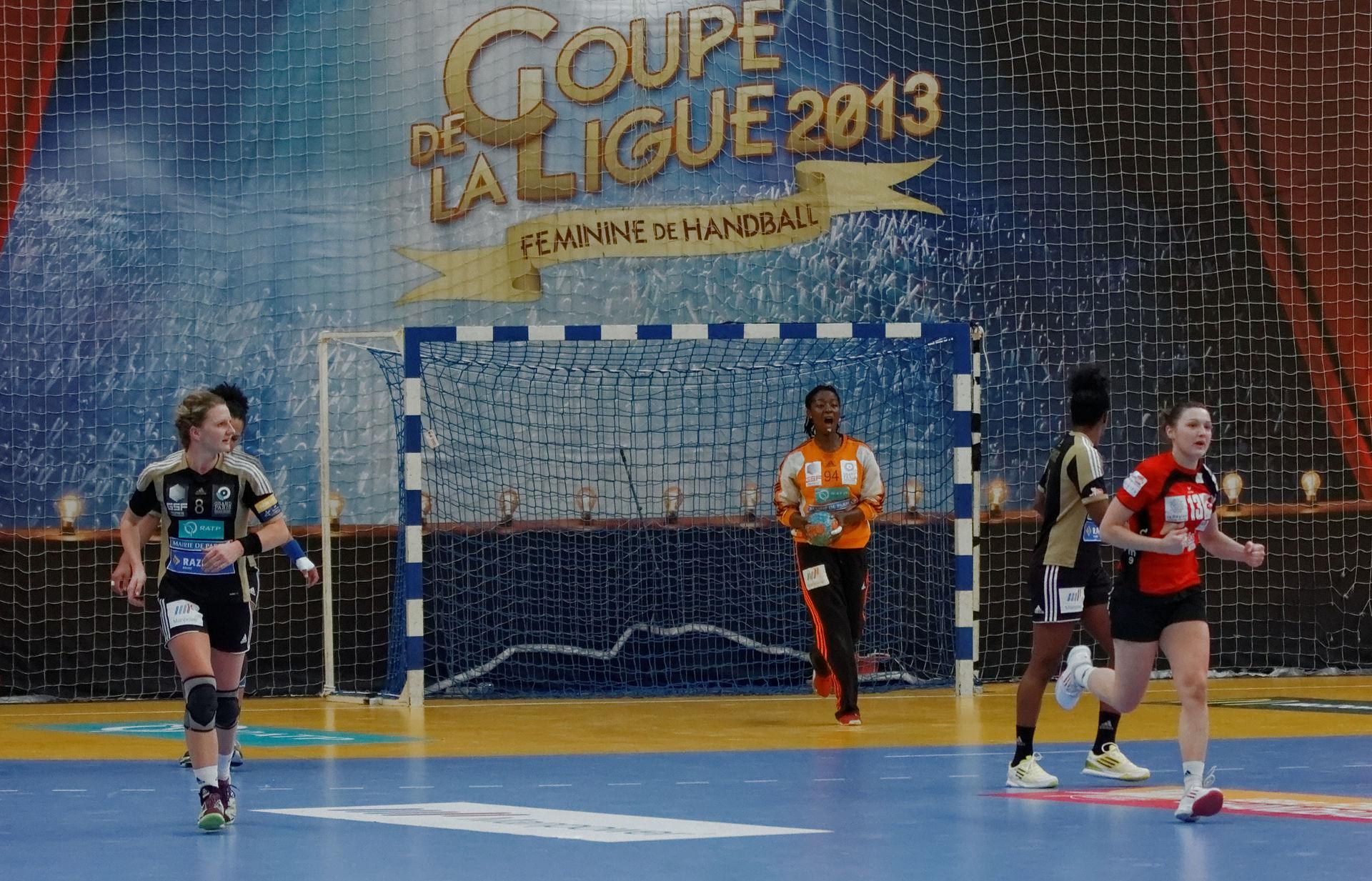Coupe de la ligue fran aise de handball f minin wikip dia - Coupe d europe de handball ...