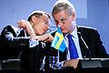 Finlands och Sveriges utrikesministrar Alexander Stubb och Carl Bildt. Nordiska radets session 2010 (1).jpg