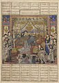 Firdawsi - Folio from a Shahnama (Book of Kings) - Google Art Project.jpg