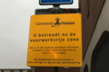 Fireworks free zone sign in Huizen Netherlands.png