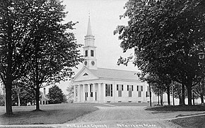 First Congregational Parish, Unitarian, Petersham, MA.jpg