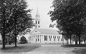 Petersham, Massachusetts - Petersham Common