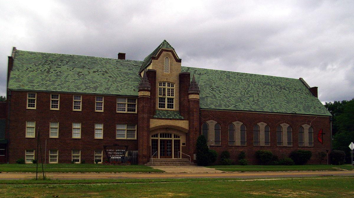 First United Methodist Church Fordyce Arkansas Wikipedia