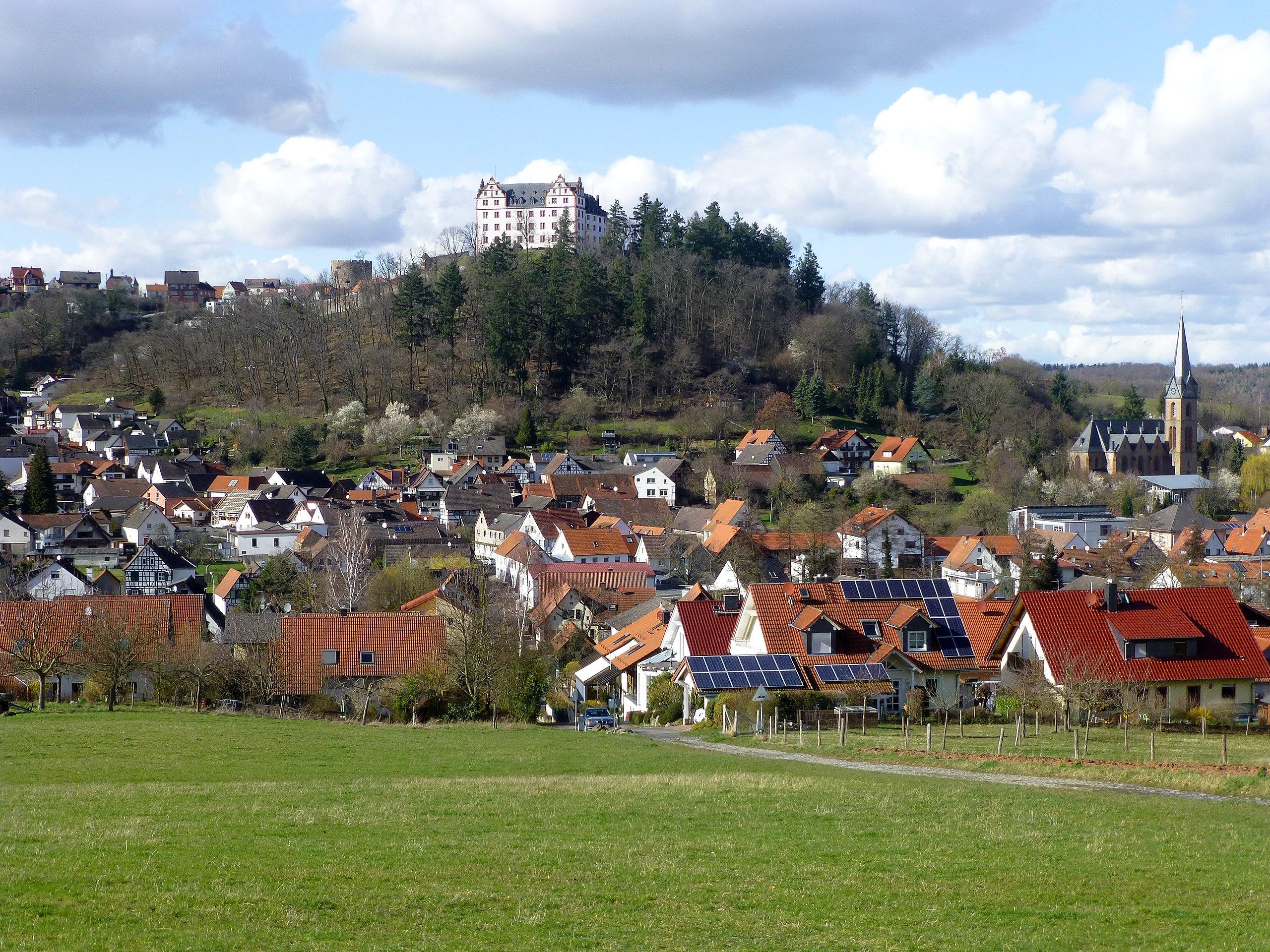 egyéni darmstadt- dieburg