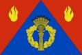 Flag of Frolovsky district 2007 (official) 01.png