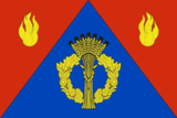Flag of Frolovsky district 2007 (official) 01.png