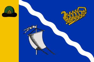Kasimovsky District - Image: Flag of Kasimovsky rayon (Ryazan oblast)
