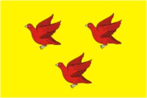 Livny - Image: Flag of Livny (Oryol oblast)