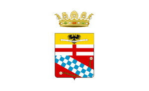 Austria-Este - Image: Flag of Massa and Carrara