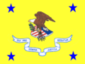 Flag of a United States Assistant Attorney General.png