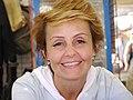 Florence Servan-Schreiber - Comédie du Livre 2011 - Montpellier - P1150786.jpg