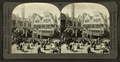 Folk dancing hour in the Belgian village. A century of Progress. Chicago, 1933, from Robert N. Dennis collection of stereoscopic views.png