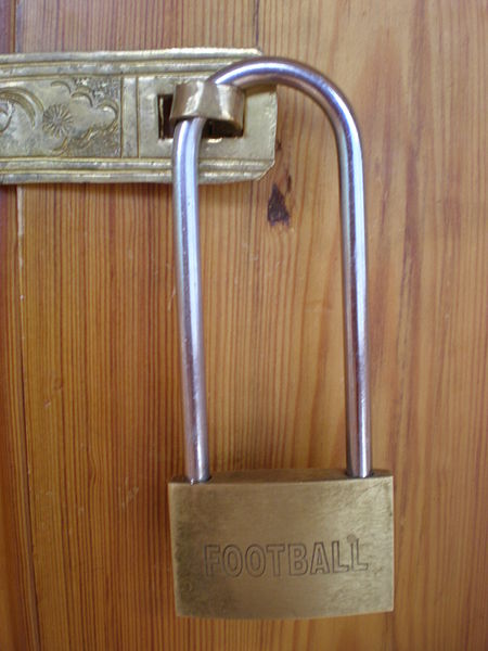 File:Football padlock.JPG