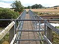 Footbridge at Brandon - geograph.org.uk - 556887.jpg