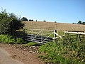 Footpath to Herbert's Hill - geograph.org.uk - 998395.jpg