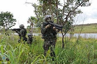 Special Operations Command (Brazil) - Image: Forças especiais, Comandos (26108555753)